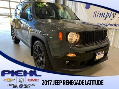 2017 Jeep Renegade for sale at Piehl Motors - PIEHL Chevrolet Buick Cadillac in Princeton IL