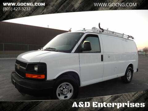 2012 Chevrolet Express Cargo for sale at A&D Enterprises in Spanish Fork UT