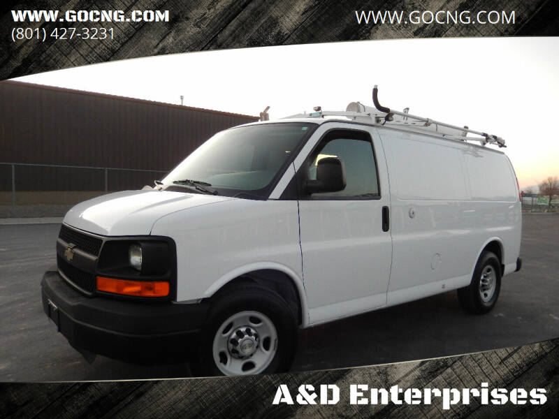 2012 Chevrolet Express Cargo for sale at A&D Enterprises in Spanish Fork UT