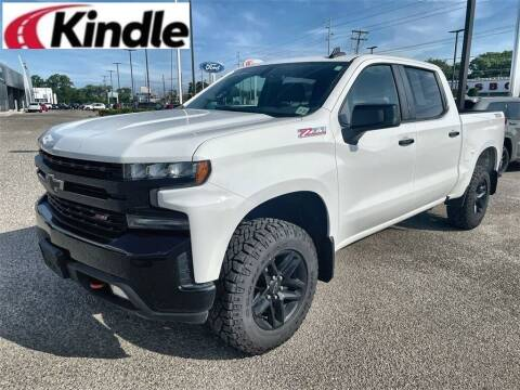 2020 Chevrolet Silverado 1500 for sale at Kindle Auto Plaza in Middle Township NJ