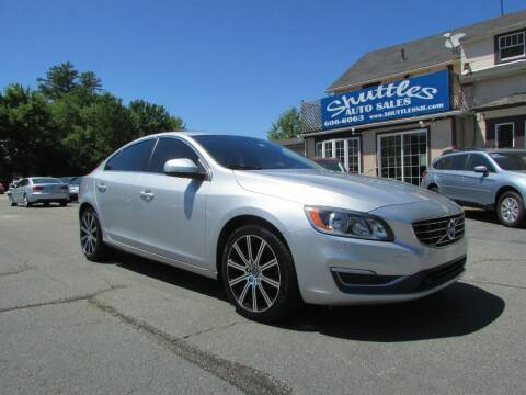 2017 Volvo S60 for sale at Shuttles Auto Sales LLC in Hooksett NH