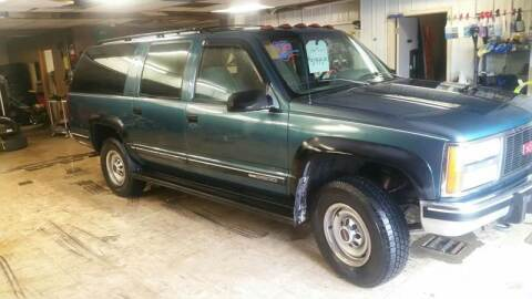 1993 GMC Suburban for sale at Ron Lowman Motors Minot in Minot ND