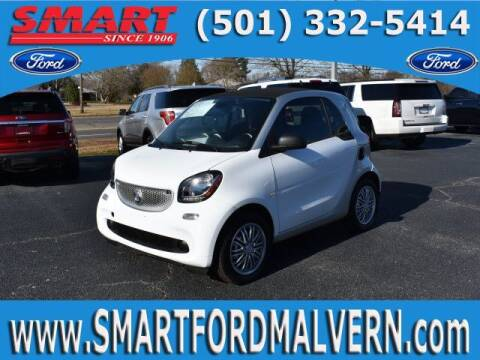 2017 Smart fortwo for sale at Smart Auto Sales of Benton in Benton AR