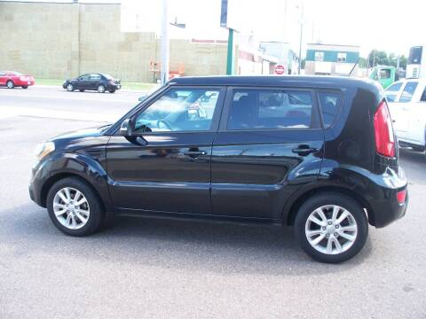 2013 Kia Soul for sale at North Metro Auto Sales in Cambridge MN