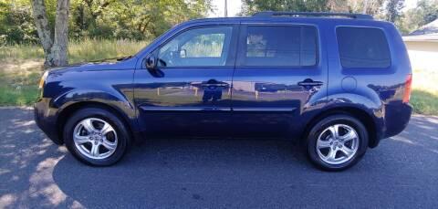 2013 Honda Pilot for sale at R & D Auto Sales Inc. in Lexington NC