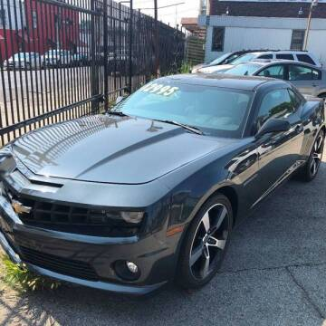 2012 Chevrolet Camaro for sale at Z & A Auto Sales in Philadelphia PA