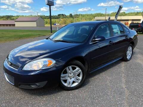 2011 Chevrolet Impala for sale at STATELINE CHEVROLET BUICK GMC in Iron River MI