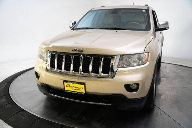 2011 Jeep Grand Cherokee for sale at AUTOMAXX MAIN in Orem UT