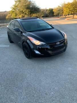 2012 Hyundai Elantra for sale at Twin Motors in Austin TX