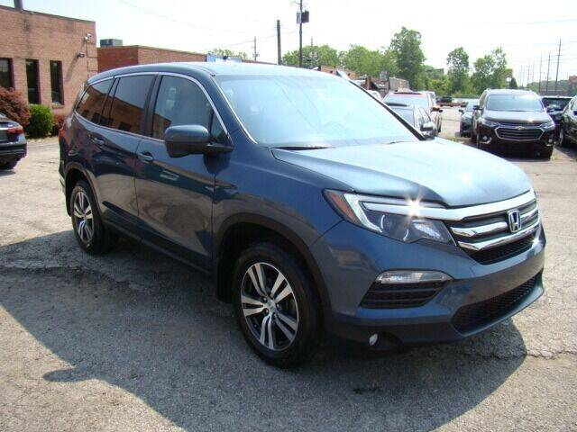 2018 Honda Pilot for sale at 1st Class Imports LLC in Cleveland OH
