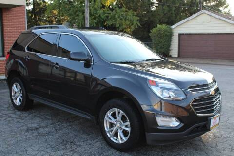 2016 Chevrolet Equinox for sale at JZ Auto Sales in Summit IL