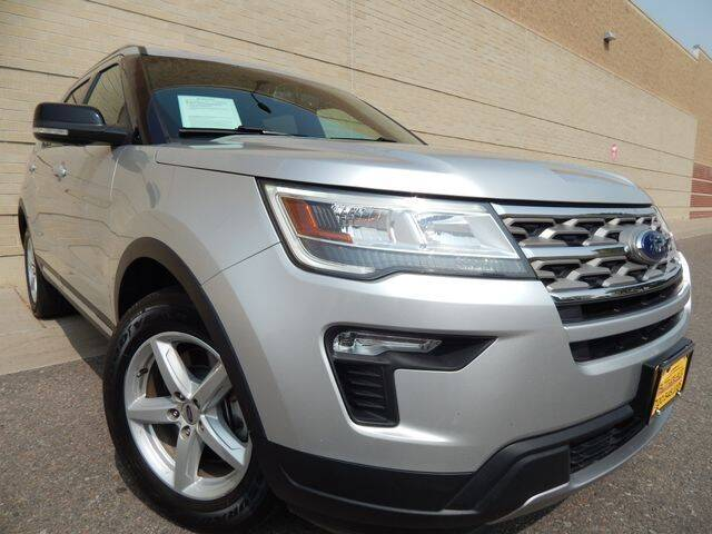 2018 Ford Explorer for sale at Altitude Auto Sales in Denver CO