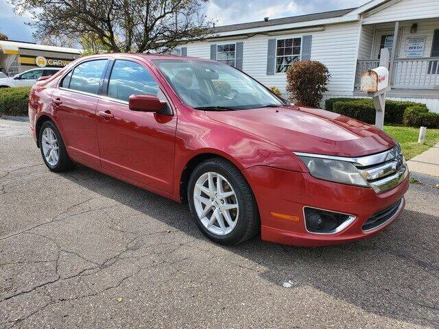 2010 Ford Fusion for sale at Paramount Motors in Taylor MI