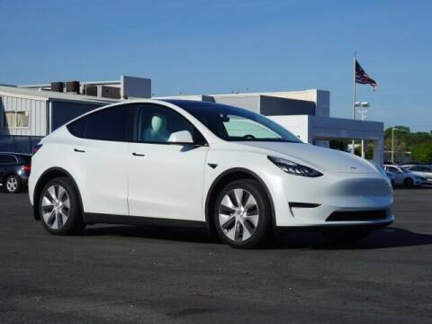 2021 Tesla Model Y for sale at Bob Boast Volkswagen in Bradenton FL