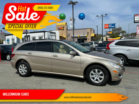 2007 Mercedes-Benz R-Class for sale at MILLENNIUM CARS in San Diego CA
