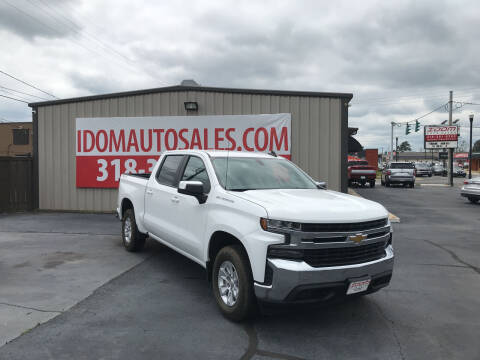 2019 Chevrolet Silverado 1500 for sale at Auto Group South - Idom Auto Sales in Monroe LA
