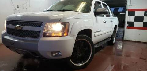 2008 Chevrolet Avalanche for sale at Used Imports Auto - Metro Auto Credit in Smyrna GA
