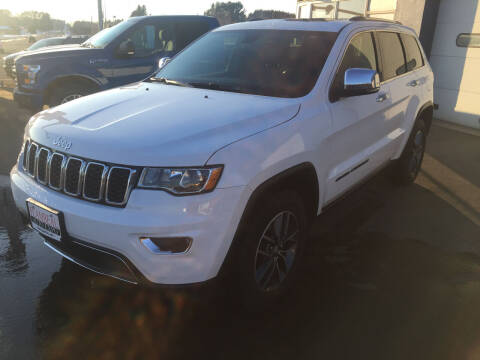 2018 Jeep Grand Cherokee for sale at Flambeau Auto Expo in Ladysmith WI