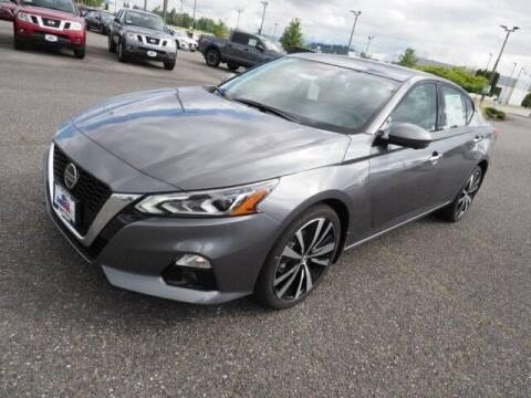2021 Nissan Altima for sale at Karmart in Burlington WA