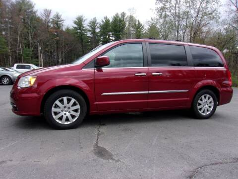 2015 Chrysler Town and Country for sale at Mark's Discount Truck & Auto Sales in Londonderry NH