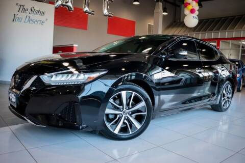 2019 Nissan Maxima for sale at Quality Auto Center in Springfield NJ