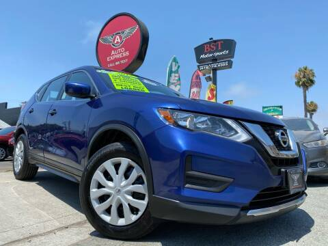 2017 Nissan Rogue for sale at Auto Express in Chula Vista CA