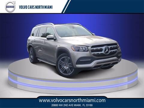 2020 Mercedes-Benz GLS for sale at Volvo Cars North Miami in Miami FL