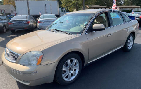 2007 Ford Five Hundred for sale at American Motors Inc. - Belleville in Belleville IL