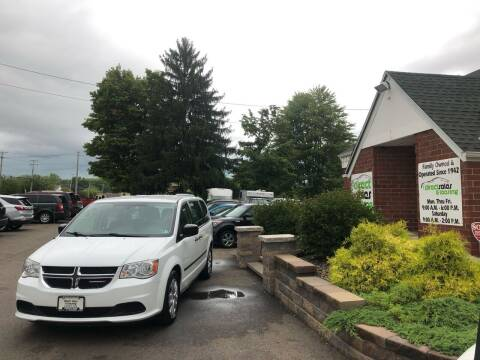2015 Dodge Grand Caravan for sale at Direct Sales & Leasing in Youngstown OH