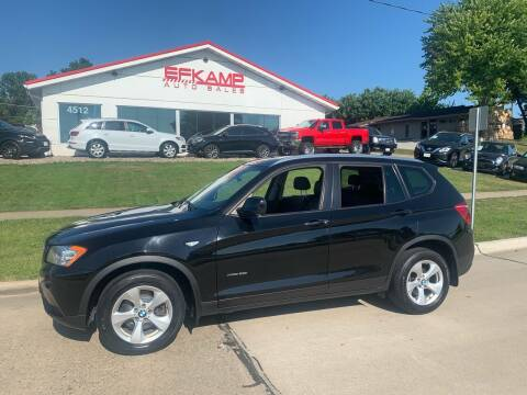 2012 BMW X3 for sale at Efkamp Auto Sales LLC in Des Moines IA