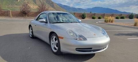 2000 Porsche 911 Carrera for sale at Classic Car Deals in Cadillac MI