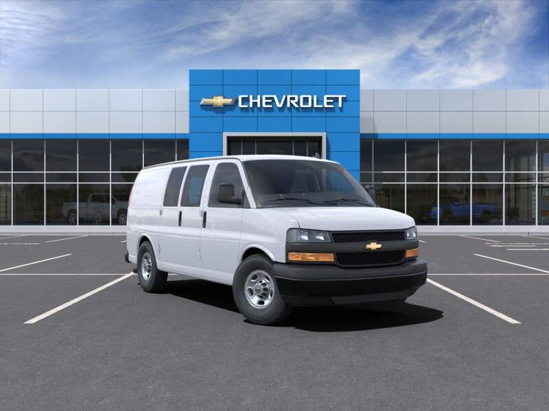 2021 Chevrolet Express Cargo for sale at COYLE GM - COYLE NISSAN - New Inventory in Clarksville IN