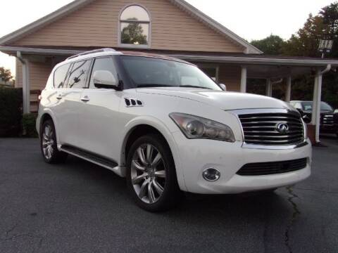 2011 Infiniti QX56 for sale at Adams Auto Group Inc. in Charlotte NC