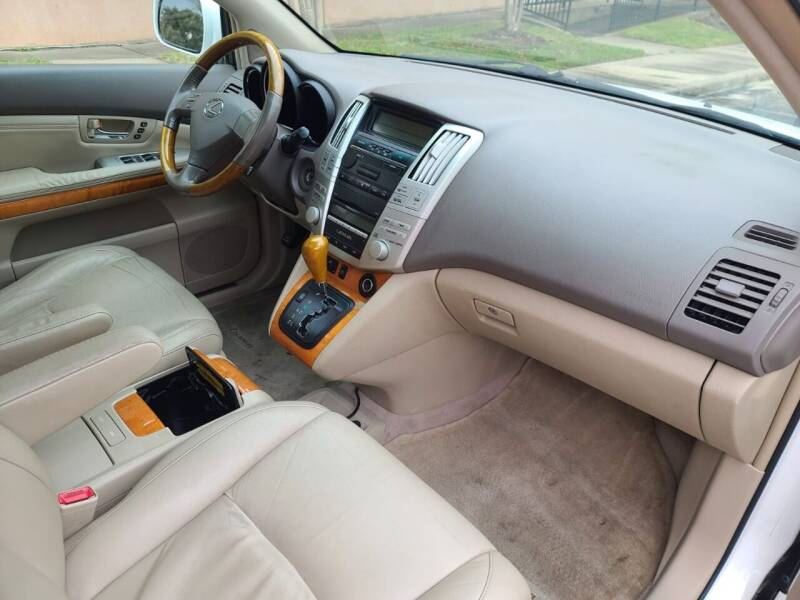 2007 Lexus RX 350 4dr SUV - Houston TX
