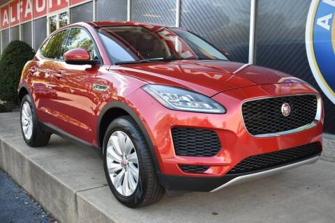 2020 Jaguar E-PACE for sale at Alfa Romeo & Fiat of Strongsville in Strongsville OH