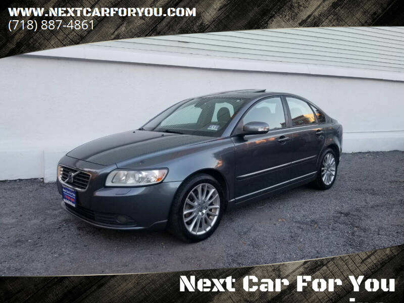 2010 Volvo S40 for sale at Next Car For You inc. in Brooklyn NY