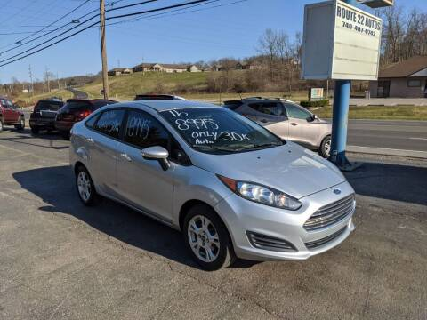 2016 Ford Fiesta for sale at Route 22 Autos in Zanesville OH