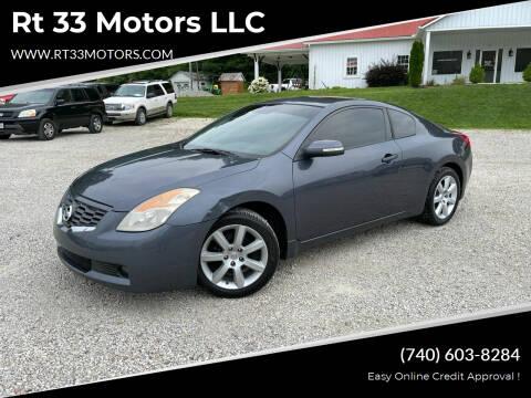 2008 Nissan Altima for sale at Rt 33 Motors LLC in Rockbridge OH