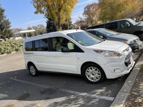 2016 Ford Transit Connect Wagon for sale at Auto Toyz Inc in Lodi CA