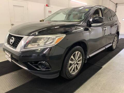 2013 Nissan Pathfinder for sale at TOWNE AUTO BROKERS in Virginia Beach VA