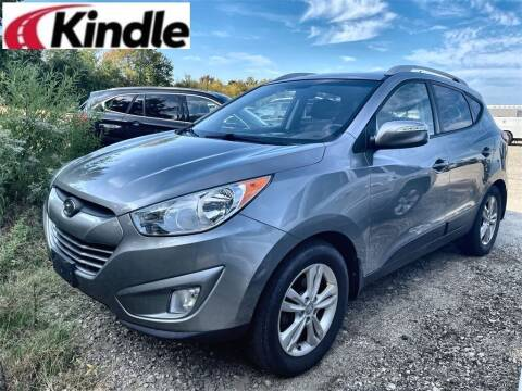 2013 Hyundai Tucson for sale at Kindle Auto Plaza in Cape May Court House NJ