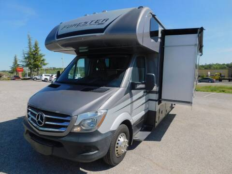 2020 Forest River FORESTER 2401WS for sale at Gold Country RV in Auburn CA