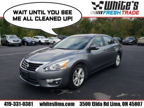 2015 Nissan Altima for sale at White's Honda Toyota of Lima in Lima OH