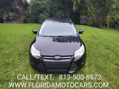 2014 Ford Focus for sale at Florida Motocars in Tampa FL