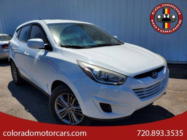 2014 Hyundai Tucson for sale in Englewood, CO