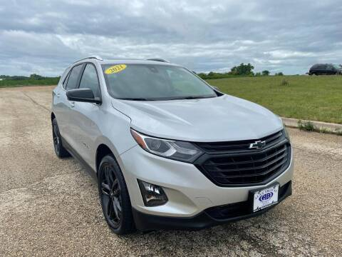 2021 Chevrolet Equinox for sale at Alan Browne Chevy in Genoa IL