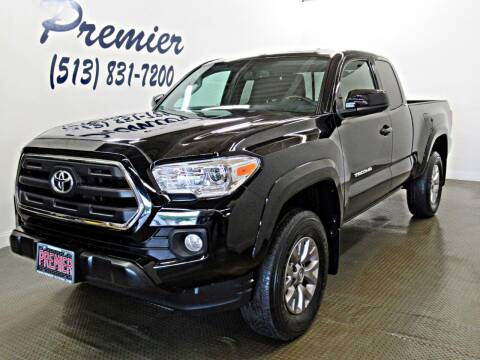 2017 Toyota Tacoma for sale at Premier Automotive Group in Milford OH