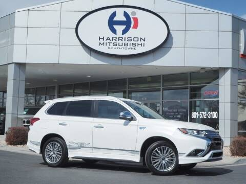 2021 Mitsubishi Outlander PHEV for sale at Harrison Imports in Sandy UT