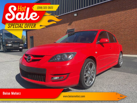 2008 Mazda MAZDASPEED3 for sale at Boise Motorz in Boise ID