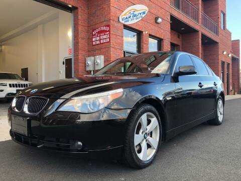 2006 BMW 5 Series for sale at The Car Guys in Staten Island NY